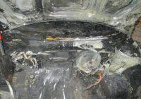 Два автомобиля сгорели за минувшие сутки в Ангарске
