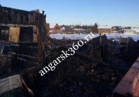 Трагедия в Усольском районе