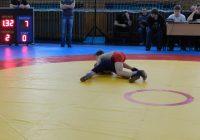 Состоялся юбилейный турнир по греко-римской борьбе на приз спортивной школы «Ермак»