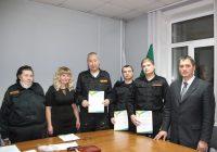Восемь ангарчан получили премии за содействие в раскрытии преступлений и задержаний подозреваемых
