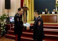 Лучшее подразделение уголовного розыска находится в Ангарске