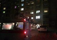 С балкона многоэтажки в Ангарске выпала 17-летняя девушка