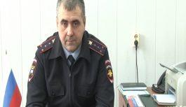 У регистрационно-экзаменационного отделения ангарской ГИБДД новый начальник