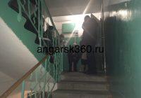 Вечерний пожар в Ангарске унёс жизни двух человек