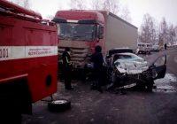 Семья ангарчан погибла в аварии под Слюдянкой