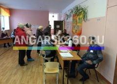 Выборы Президента России начались в Ангарске