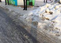 Ждём очередных жертв ангарских дорог?