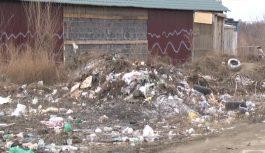 Зарастая мусором…