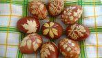 Безопасное окрашивание: чем красить яйца на Пасху