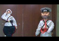 Стартовал финальный этап областного конкурса поделок «Полицейский дядя Степа»