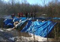 До начала следующей неделе вернутся домой спасатели Прибайкалья