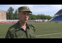 Чемпионат Сибирского округа по военно-прикладному спорту проходит в Ангарске