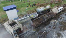 Утечка химического вещества в Усолье-Сибирском ликвидирована
