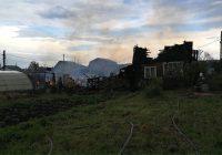 Продолжается расследование по факту пожара в садоводстве «Сибирская вишня»