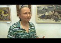 Выставках советских художников проходит в художественном отделе ангарского городского музея