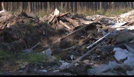 В ангарском городском округе продолжается снос ветхих бараков