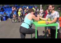 Спортивный фестиваль Паркатлон прошёл в Ангарске
