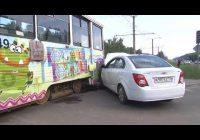 Очередное дорожно-транспортное происшествия случилось в Ангарске