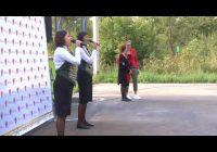 День  парков отметили ученики ангарских школ