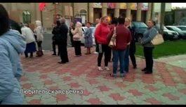 Акция протеста состоялась накануне на центральной площади Ангарска