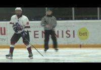 В рамках первенства России по хоккею среди команд юниорской хоккейной лиги  ангарчане закончили домашнюю серию