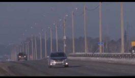 Выбирать скоростной режим с учетом условий советуют водителям сотрудники автоинспекции