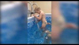 Семёну Лебедеву пять лет и у него детский церебральный паралич