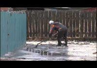 Варианты развития весеннего паводка обсудили в Прибайкалье