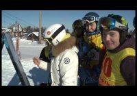 Традиционные соревнования по горным лыжам на приз Ангарской нефтехимической компании  прошли  на горнолыжном курорте «Гора Соболиная»