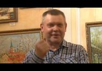 В художественном центре открылась персональная выставка Михаила Кузнецова