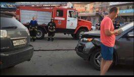 Две автоаварии произошли накануне в Ангарске и Усолье-Сибирском