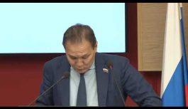 Подведены итоги двадцатой сессии Законодательного Собрания Прибайкалья