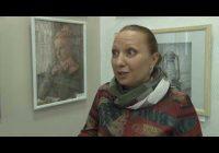 Отчётная экспозиция учеников художественных школ ангарского округа открылась в выставочном зале городского музея