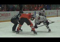 «Ермак» в рамках регулярного чемпионата Высшей хоккейной лиги на своем льду нанес поражение «Челмету».
