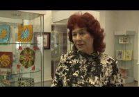 Новая выставка декоративного искусства открывается в художественном центре Ангарска
