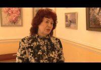 Художественный центр открыл вторую часть персональной выставки ангарской художницы Татьяны Даниловой