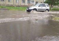 На безопасность и качество снова проверил дождь ангарские дороги