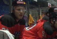 Ангарский «Ермак» в рамках чемпионата Высшей хоккейной лиги завершил домашнюю серию