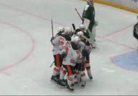 «Ермак» в рамках чемпионата Высшей хоккейной лиги продолжает завершил выездное турне