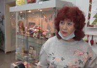 Традиционная новогодняя выставка открылась в художественном центре