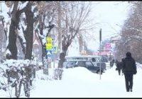 Холодная арктическая воздушная масса, которая еще и была усилена антициклоном, уходит из Прибайкалья