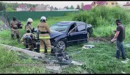 Лихачество, которое стоило одного испорченного автомобиля