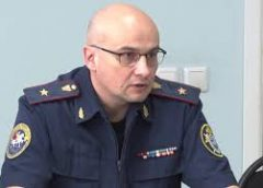 Нового руководителя Следственного отдела по Ангарску представили коллективу