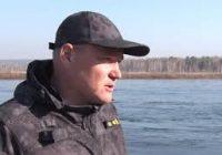 Работы по очистки водоемов от рыболовных сетей продолжают специалисты областного министерства сельского хозяйства