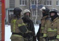 Четыре человека пострадали в результате пожара в одной из квартир в шестом «А» микрорайоне.