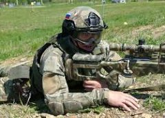 Самый настоящий класс показали лучшие снайперы Сибири в Ангарском городском округе