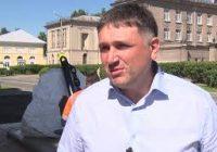 Новый памятник появился в Ангарске