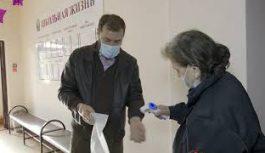 В день старта голосования спикер ЗС побывал на избирательном участке №747 в Иркутске